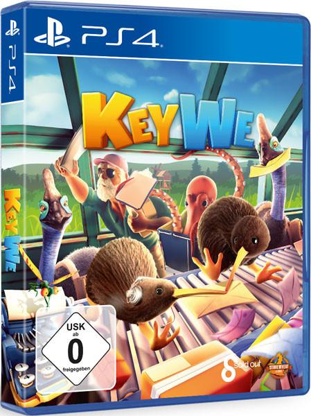KeyWe [PS4]