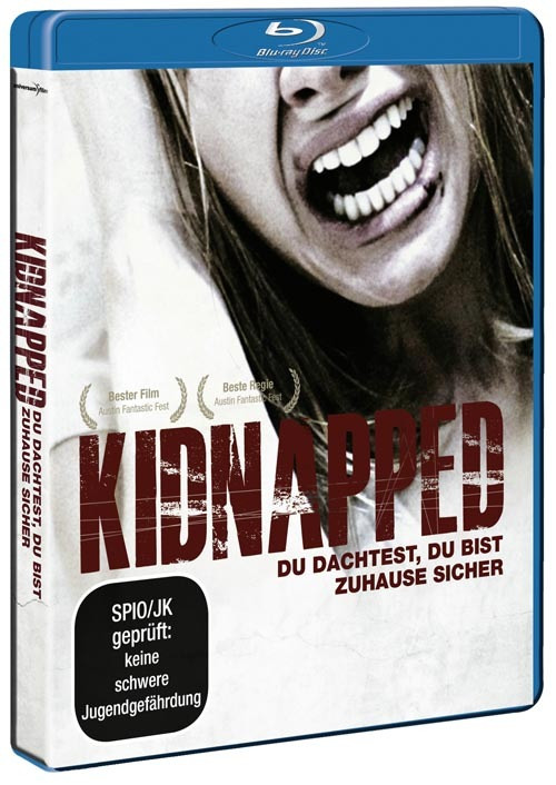 Kidnapped - Uncut [Blu-ray]