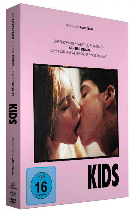 Kids - Limited Edition Mediabook - Cover B [Blu-ray+DVD]