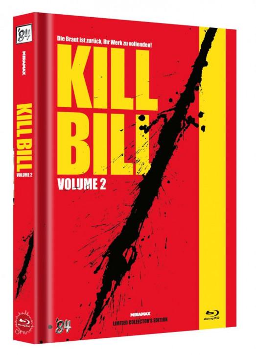 Kill Bill: Vol. 2 - Limited Collector's Edition - Cover C [Blu-ray]