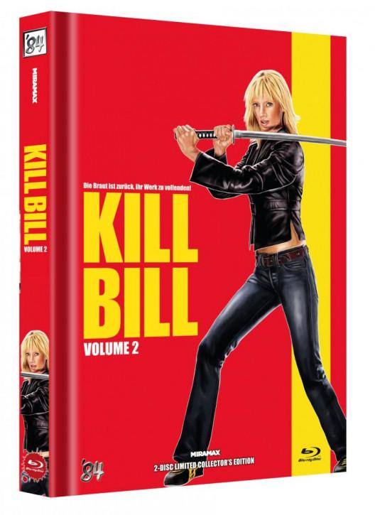 Kill Bill: Vol. 2 - Limited Collector's Edition - Cover E [Blu-ray+DVD]