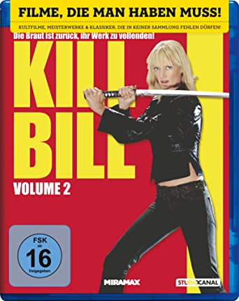 Kill Bill - Volume 2 [Blu-ray]