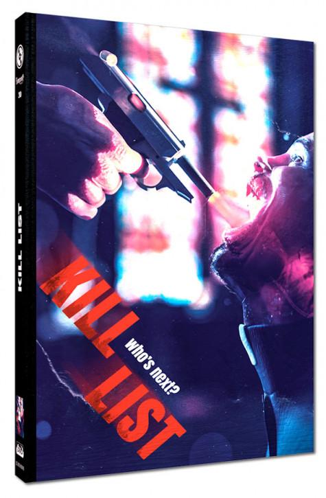 Kill List - Limited Mediabook Edition - Cover B [Blu-ray+DVD]