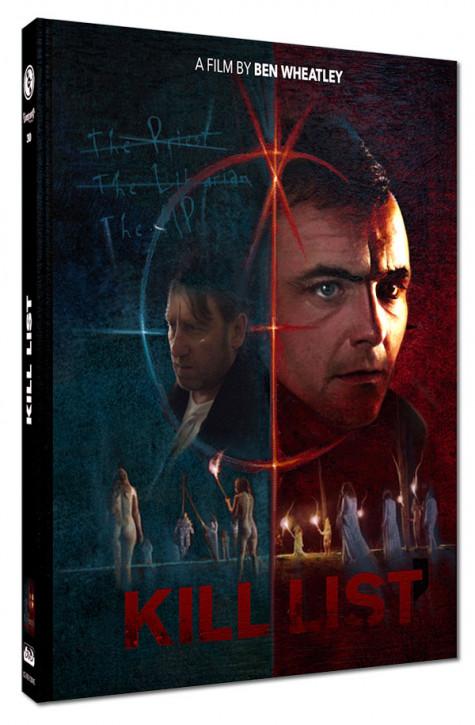 Kill List - Limited Mediabook Edition - Cover E [Blu-ray+DVD]