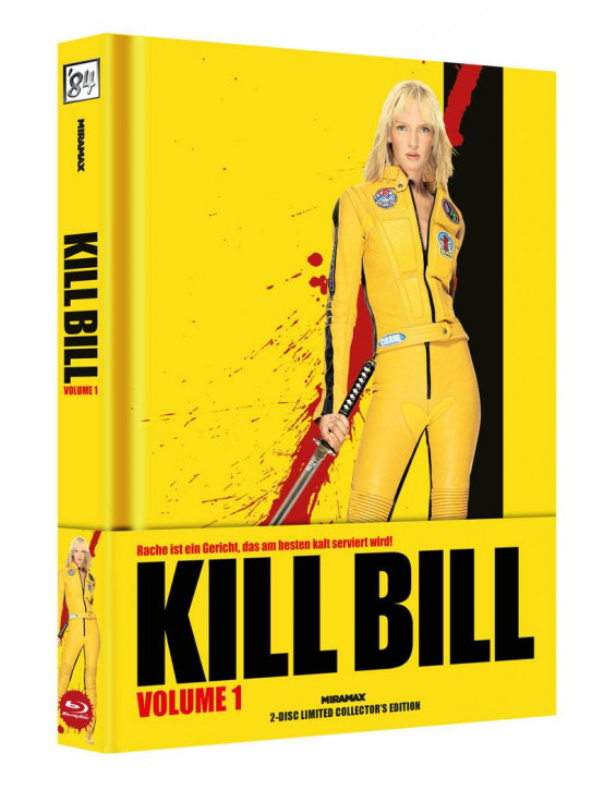 Kill Bill: Vol. 1 - Limited Collector's Edition [Blu-ray+DVD]