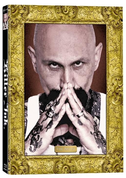 Killer Ink - Mediabook - Cover C [Blu-ray+DVD]