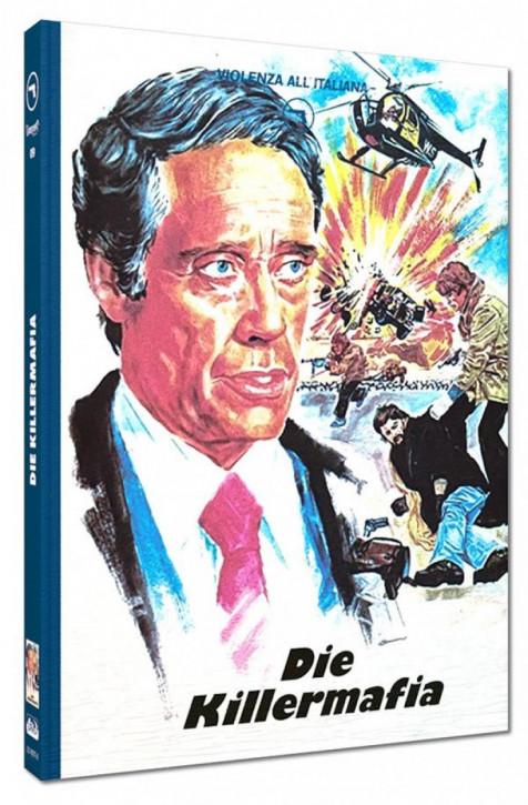 Die Killermafia - Limited Mediabook Edition - Cover A [Blu-ray+DVD]