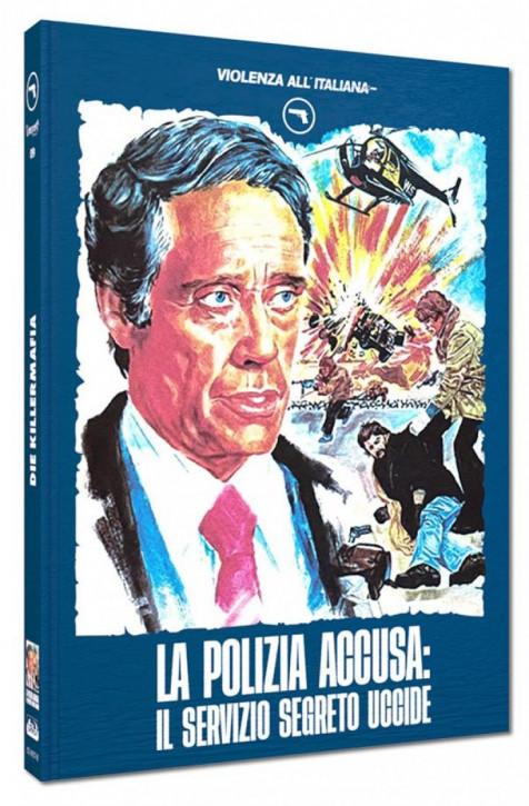 Die Killermafia - Limited Mediabook Edition - Cover B [Blu-ray+DVD]