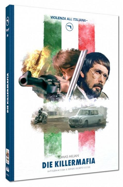 Die Killermafia - Limited Mediabook Edition - Cover C [Blu-ray+DVD]