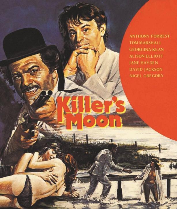 Killer's Moon [Blu-ray]