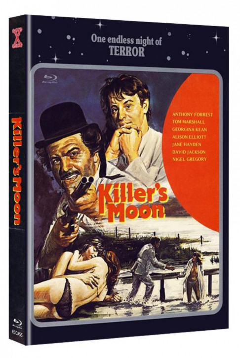 Killers Moon - Eurocult Collection #055 - Mediabook - Cover A [Blu-ray+DVD]