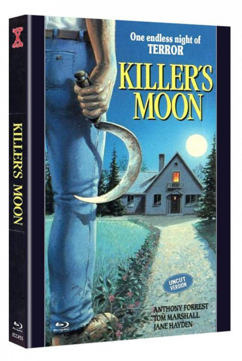 Killers Moon - Eurocult Collection #055 - Mediabook - Cover B [Blu-ray+DVD]