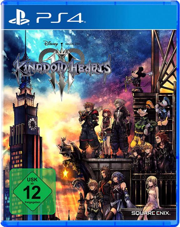Kingdom Hearts III [PS4]