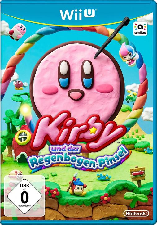 Kirby und der Regenbogen-Pinsel [Wii U]