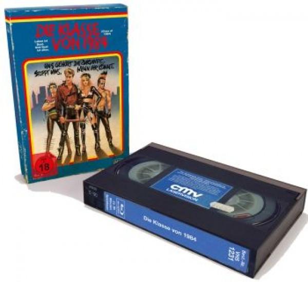 Die Klasse von 1984 - Limited VHS Edition [Blu-ray+DVD]