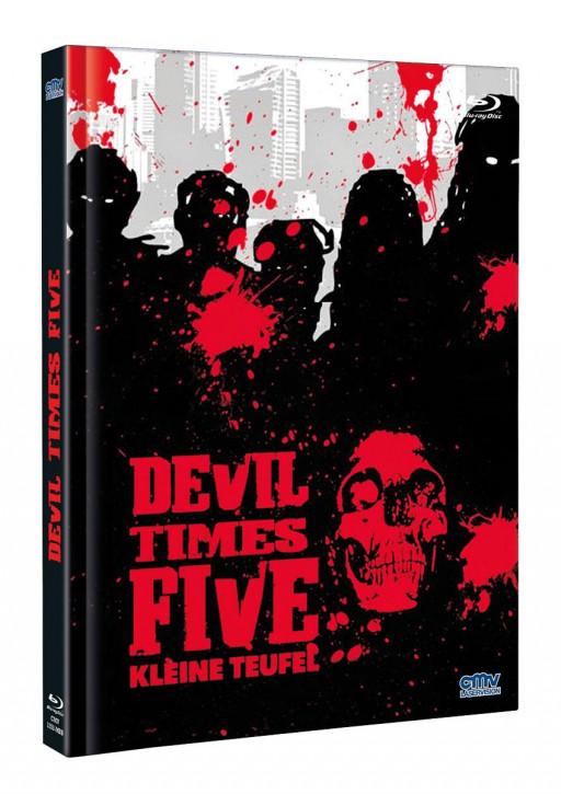 Kleine Teufel - Limited Mediabook - Cover B [Blu-ray+DVD]