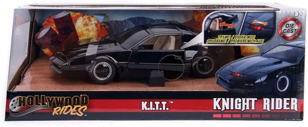Jada Toys - Knight Rider 1982 Pontiac Trans AM