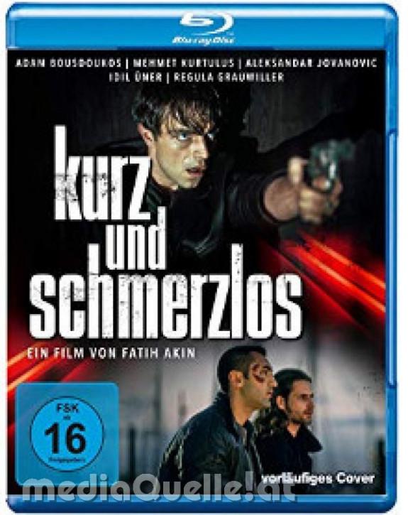 Kurz und schmerzlos [Blu-ray]