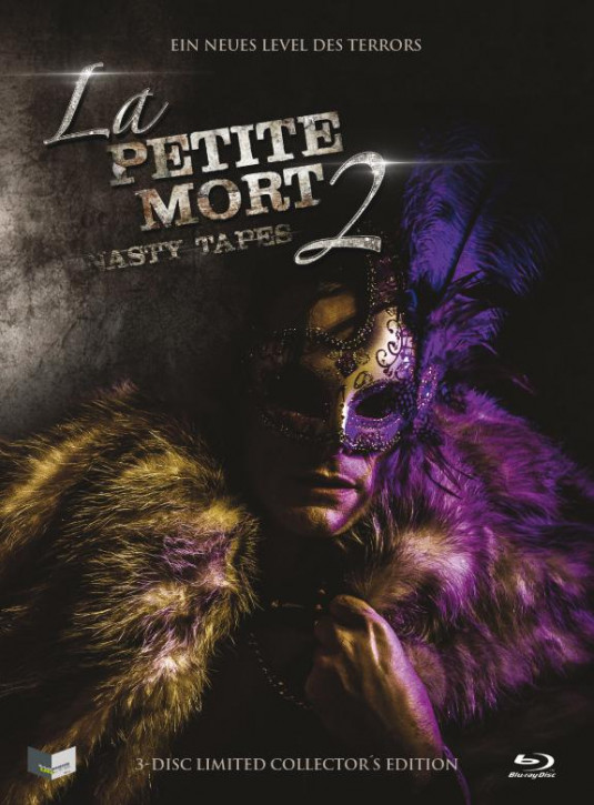 La Petite Mort 2: Nasty Tapes - Limited Collectors Edition - Cover B [Blu-ray+DVD]