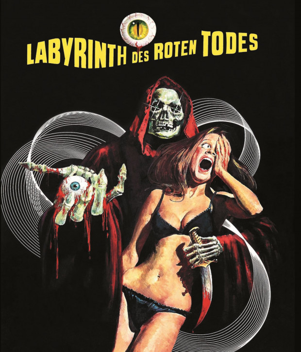 Labyrinth des Roten Todes [Blu-ray]