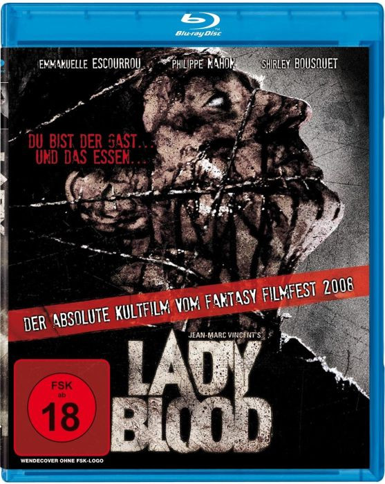Lady Blood [Blu-ray]