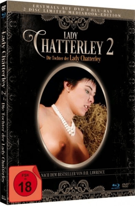 Lady Chatterly 2 - Die Tochter der Lady Chatterly - Limited Mediabook Edition - [Blu-ray+DVD]