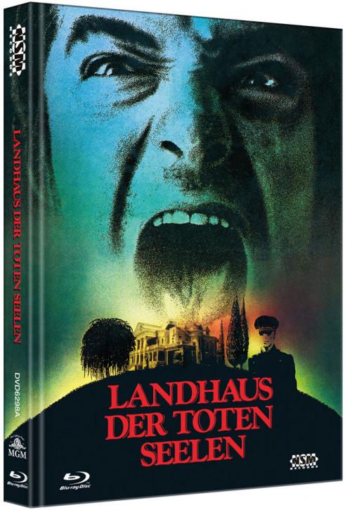 Landhaus der Toten Seelen - Limited Collector's Edition - Cover A [Bluray+DVD]