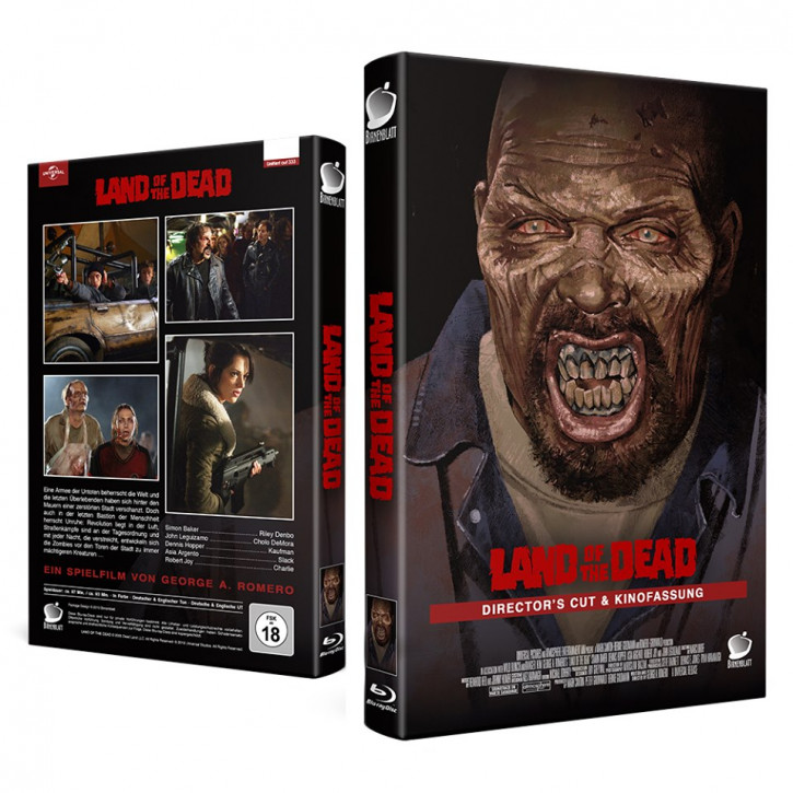 Land of the Dead - Große Hartbox [Blu-ray]