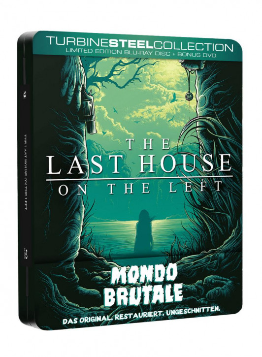 The Last House on the Left (Turbine Steel Collection) [Blu-ray]
