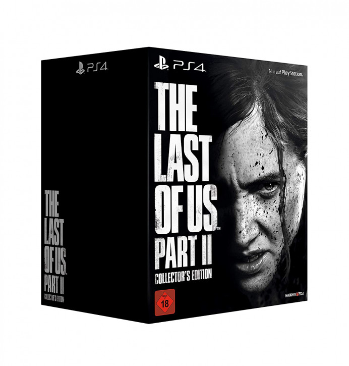The Last of Us Part II - Collector's Edition [PS4]