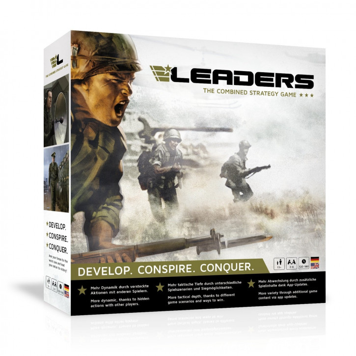 LEADERS - the Combined Strategy Game