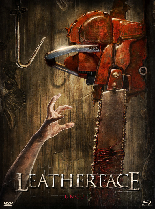 Leatherface - Limited Digipack Edition [Blu-ray+DVD]
