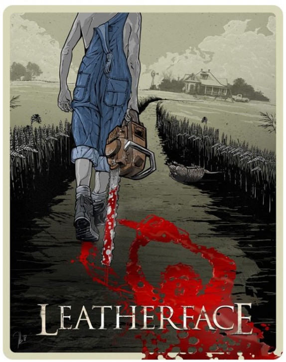 Leatherface - Limited Edition Steelbook [Blu-ray]