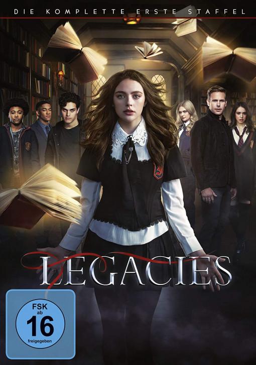 Legacies - Die komplette erste Staffel [DVD]