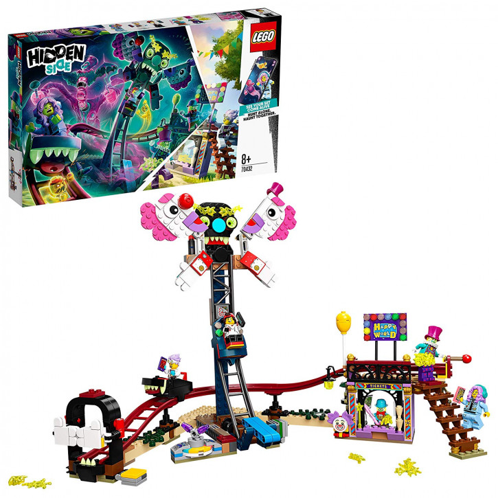 LEGO 70432 - Geister-Jahrmarkt