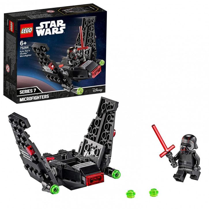 LEGO Star Wars 75264 - Kylo Rens Shuttle Microfighter