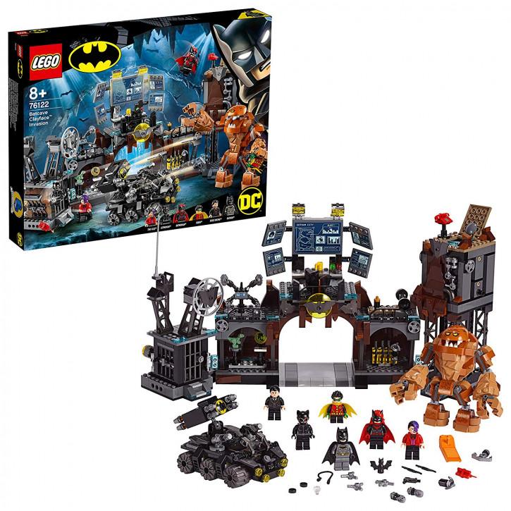 LEGO Batman 76122 - Invasion in die Bathöhle