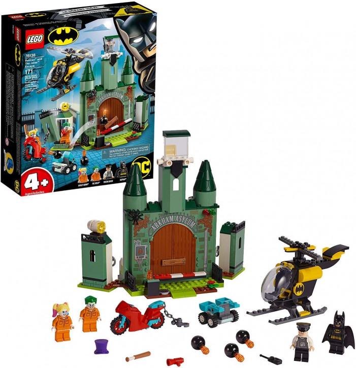 LEGO Batman 76138 - Joker auf der Flucht und Batman