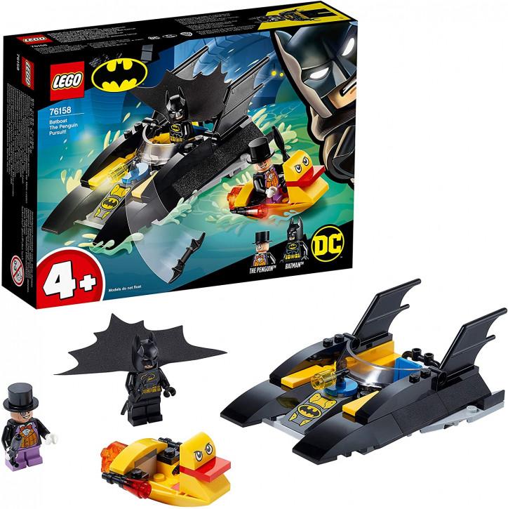 LEGO Batman 76158 - Verfolgung des Pinguins
