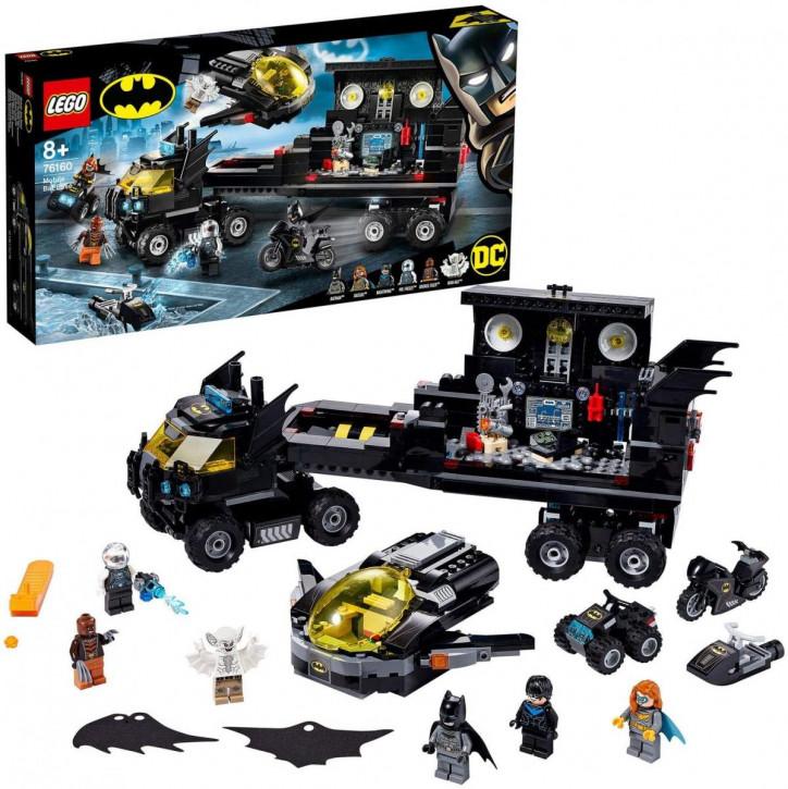 LEGO Batman 76158 - Mobile Batbasis