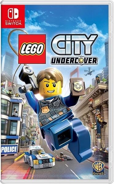 Lego City Undercover [Nintendo Switch]