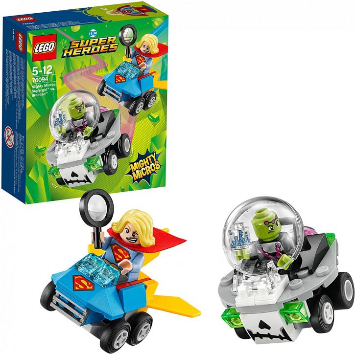LEGO DC Super Heroes 76094 - Mighty Micros: Supergirl vs. Brainiac