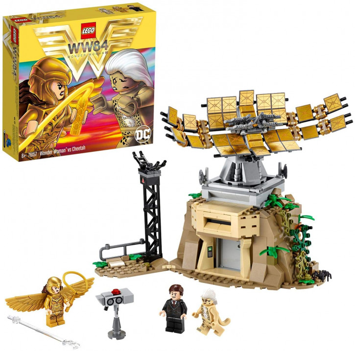 LEGO DC Super Heroes 76157 - Wonder Woman vs Cheetah