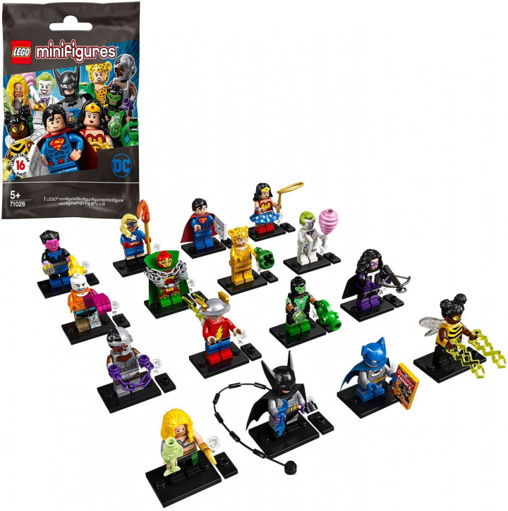 LEGO Minifiguren DC Super Heroes Series 71026 - Sammelspielzeug