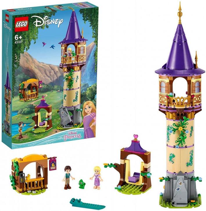 LEGO Disney 43187 - Princess Rapunzels Turm