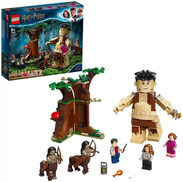 LEGO Harry Potter 75967 - Der Verbotene Wald: Begegnung mit Umbrid