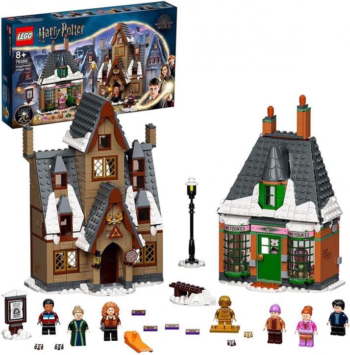 LEGO Harry Potter 76388 - Harry Potter Besuch in Hogsmeade