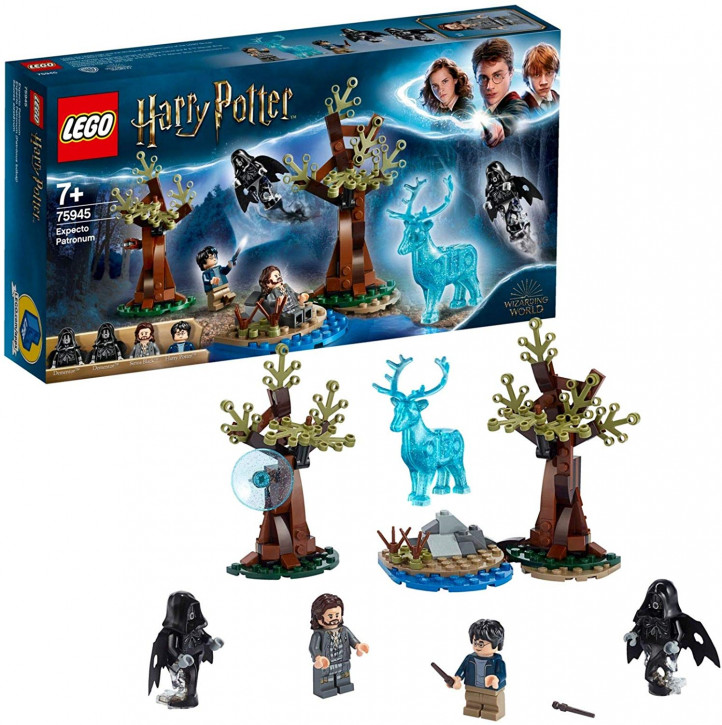 LEGO Harry Potter 75945 – Expecto Patronum
