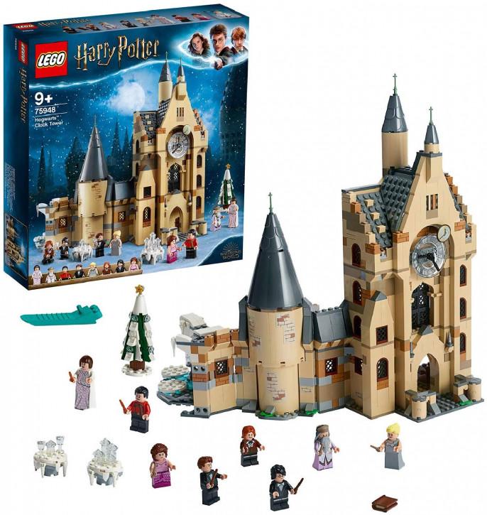 LEGO Harry Potter 75948 – Hogwarts Uhrenturm