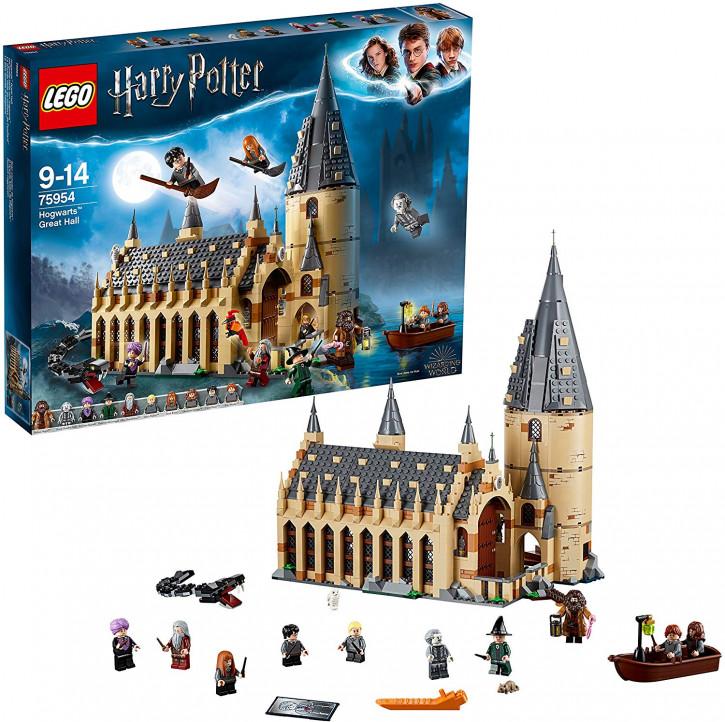 LEGO Harry Potter 75954 – Die große Halle von Hogwarts